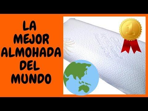La mejor almohada del mundo arval viscosoja youtube for La mejor almohada del mercado