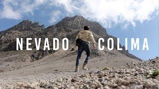 Campamento Nevado de Colima 2017