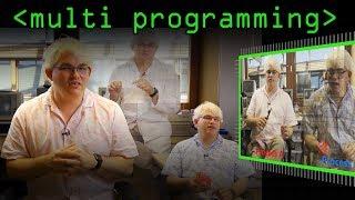 Multi Programming - Computerphile