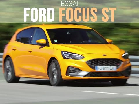 Essai Ford Focus 2.3i 280 BVM6 ST 2019