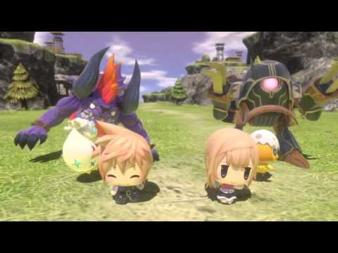 World of Final Fantasy - Video