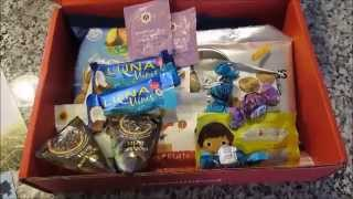 Love With Food January 2015 Deluxe Box Live. Laugh. Restore. Thumbnail