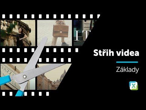 Video v ZPSX - Základy střihu a nastavení