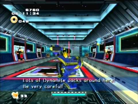 Sonic Adventure 2 Battle - Omochao Quote Compilation Part 1 (Information & Hints)