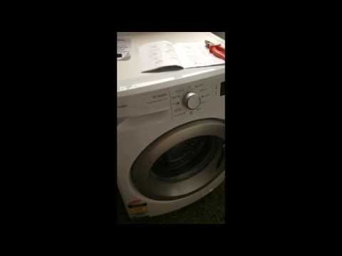 How To Remove Pump Filter. Electrolux. Front loader  EWF 14742.
