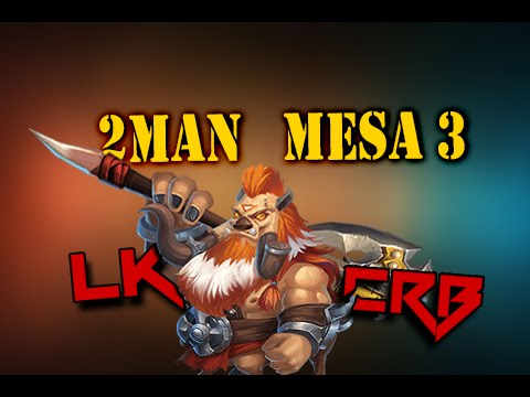 Castle Clash: 2 Manned Storm Mesa III