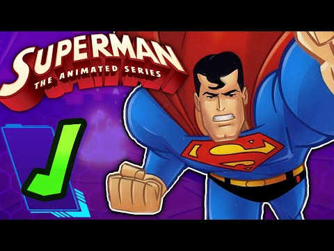 Superman the Animated Series Season  3 - The Redemptive Finale of STAS