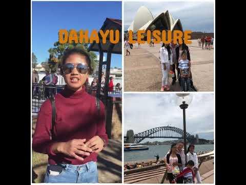 Bersama DAHAYU LEISURE @ SYDNEY AUSTRALIA
