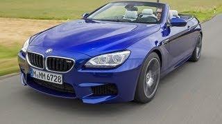 BMW M6 Cabrio - Bärenstark und sauschnell