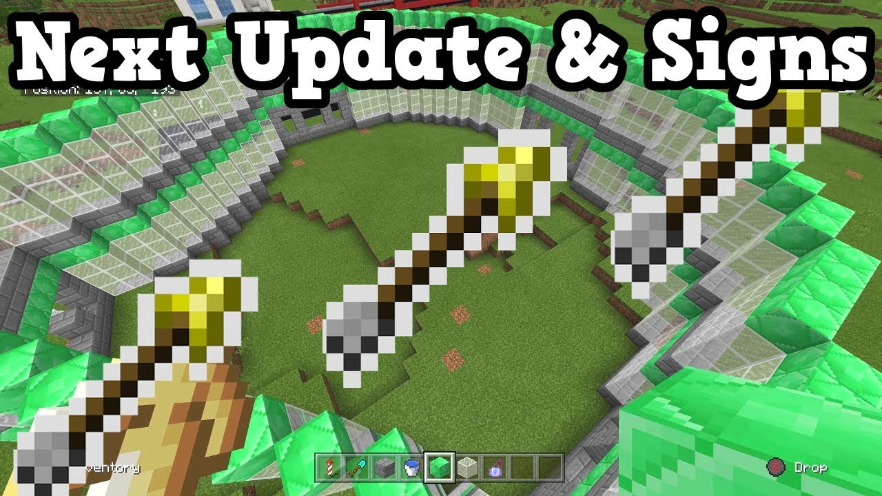 how to make spectral arrows in minecraft