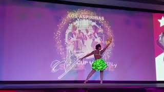 "Ismaray Aspirina - Show "" La Rumba me llamo yo"" Abril 2019"
