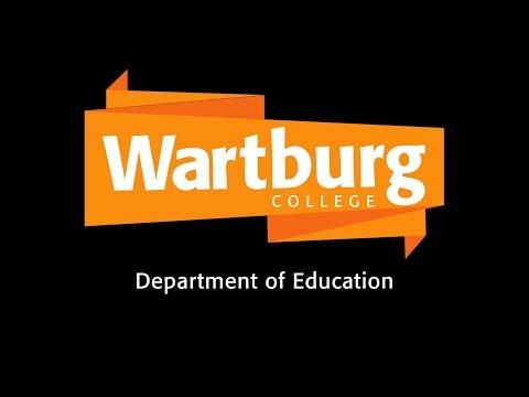 Wartburg Department of Education
