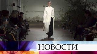 Лучшие мировые дизайнеры представляют свои коллекции на миланских подиумах.