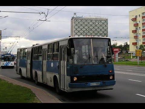 Информатор автобусного маршрута №176э (2017 год, вариант 1)