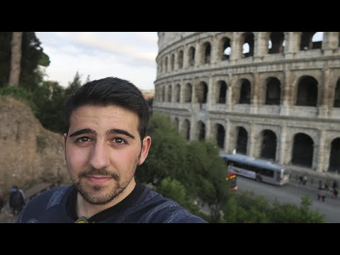 Uncharted 4 en ROMA ! Increible ! | VLOG ITALIA - ElChurches