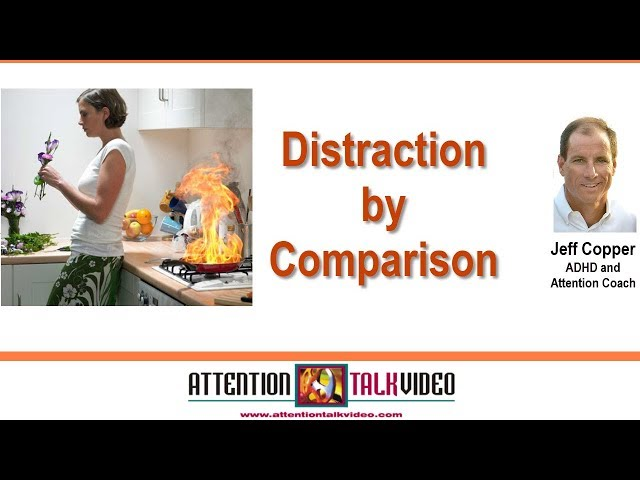 ADHD: The Advantage of Removing a Big Distraction