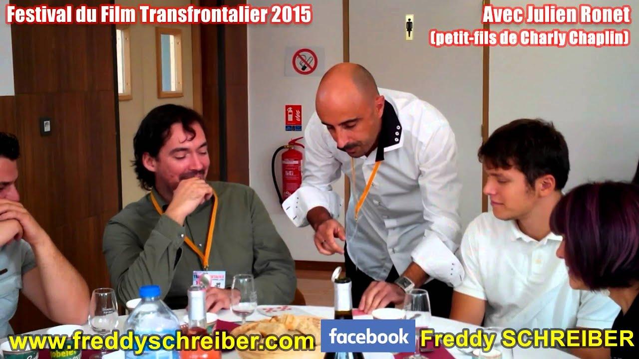 Freddy schreiber avec le com dien julien ronet youtube - Julien robinet fils de maurice ronet ...