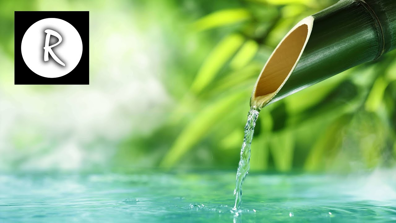 Relaxing water background