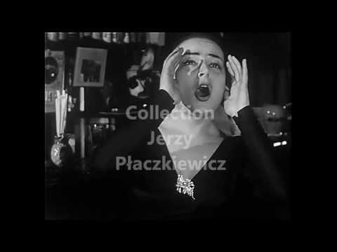 "Wiera Gran sings ""live"", 1961 - fragment"
