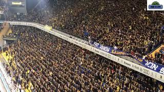 Fenerbahçe - Alanyaspor - Efsane Tribün Görüntüleri