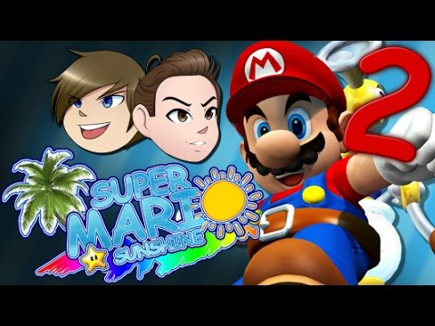 Subpar Mario Sunshine: Mushroom Kingdom Space Flight Program - EPISODE 2 - Friends Without Benefits