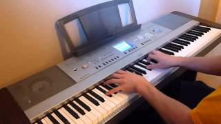 Lee Brice-Hard To Love Piano Cover