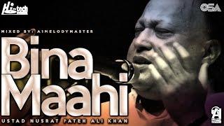 Bina Mahi Nusrat Fateh Ali Khan Mp3 Song Download