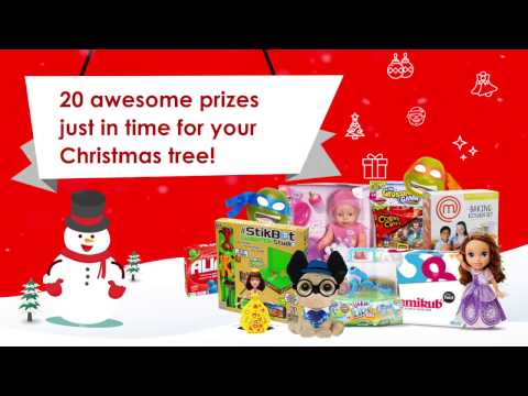 20 Gifts in 20 Days with Prima Toys!!
