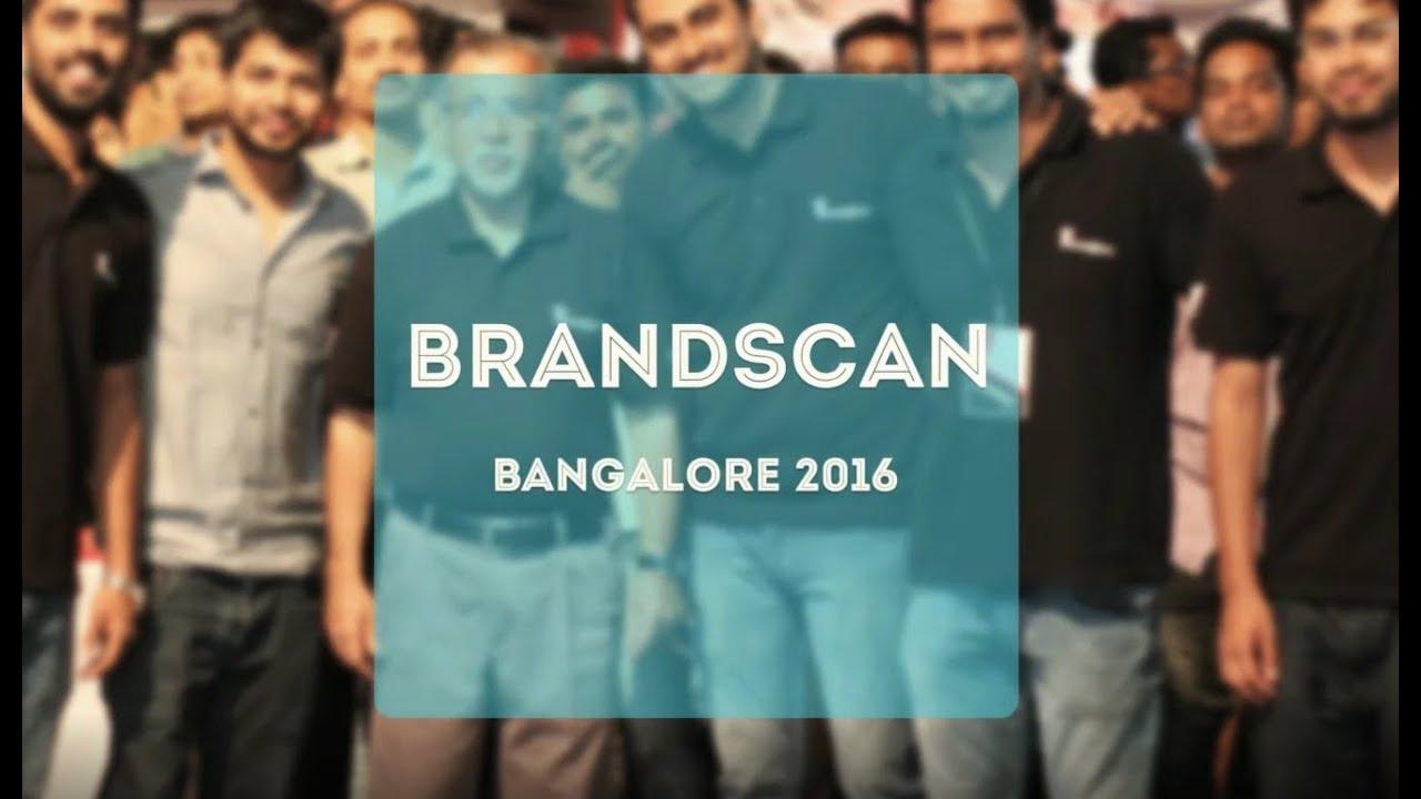 BrandScan Bangalore 2016