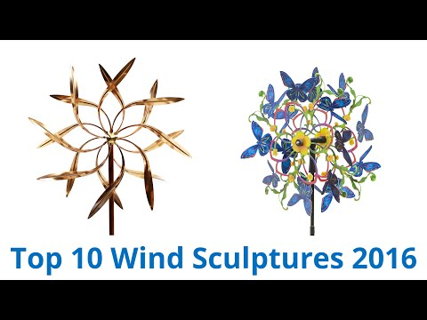 10 Best Wind Sculptures 2016