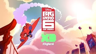 Series Teaser | Big Hero 6 The Series | Disney XD