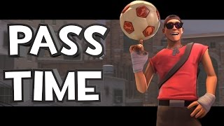 TF2: Pass Time! (New Beta Game Mode)