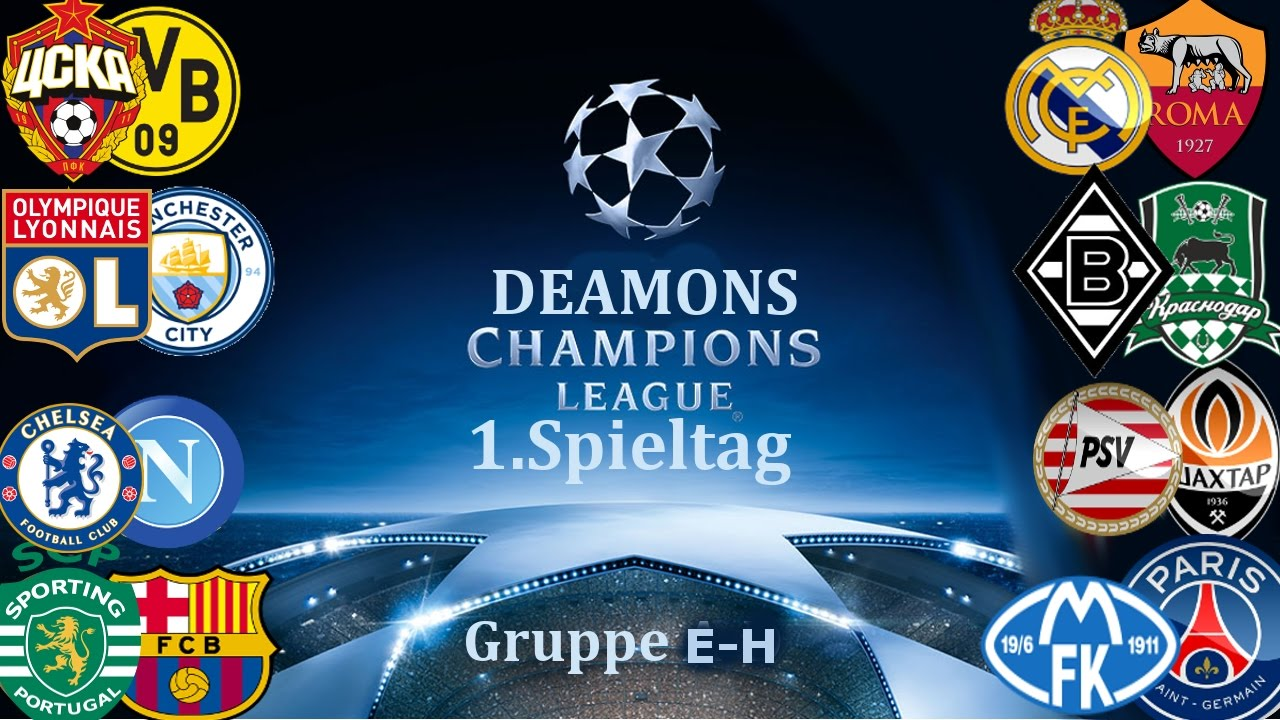 gruppe e champions league