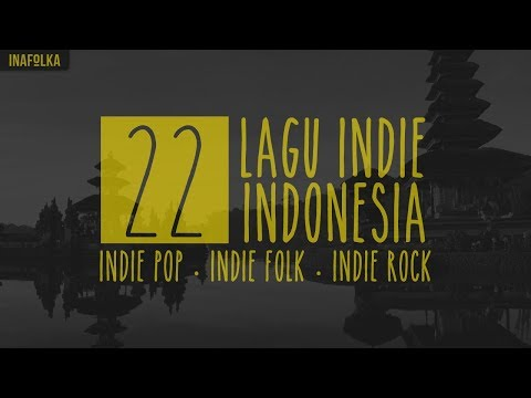 Indonesia Indie Pop Folk Compilation - inafolka #1