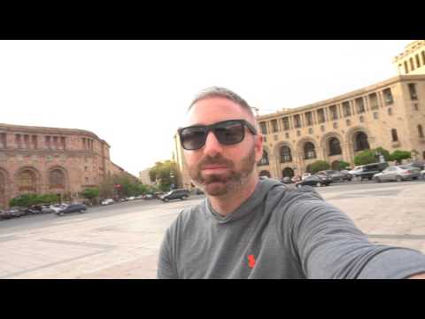 Armenia - Hick Hiker - Travel Vlog 009