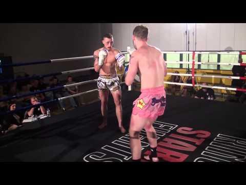 Jordan Williams Vs Matt Reading - HGH - Muay Thai