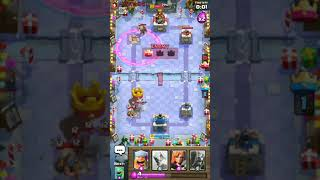 Clash Royale  Death Time Fight Amazing Moment