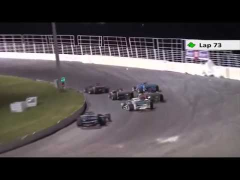$10,000 Battle - Oswego Speedway Mr. Supermodified - August 1, 2015