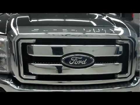 J5865 2012 Ford F-250 Super Duty CREW-SHORT-XLT-6.2L GAS-4WD-CD PLAYER www.LENZAUTO.com $33,997