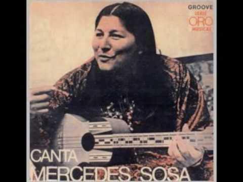 MERCEDES SOSA: