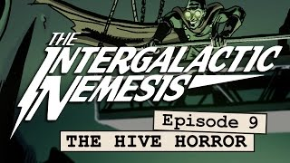episode 9 the hive horror