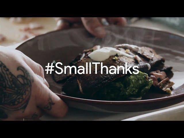 #SmallThanks for Milktooth | Google