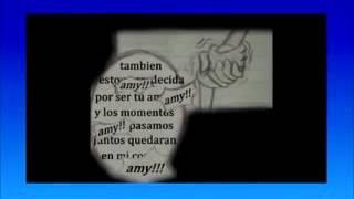 Historia triste sonamy  El sacrificio de amy