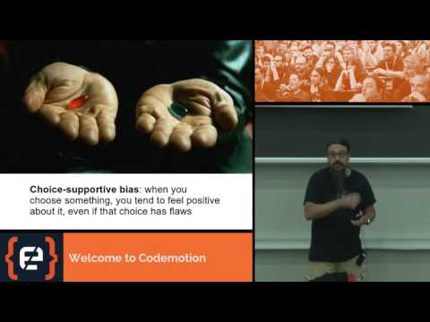 Keynote: BDD - Bias driven development
