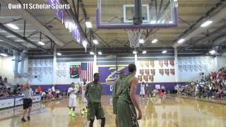 Cal Supreme vs Oakland Soldiers : Aaron Gordon, Marcus Lee, and Stanley Johnson Takeover!!