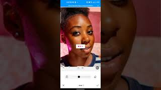 Perfect Photo Editing Using Beauty Plus App screenshot 3