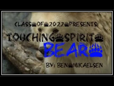 2017 Touching Spirit Bear by Central Lyon Middle School