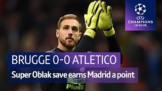 Club Brugge vs Atletico Madrid | UEFA Champions League Highlights