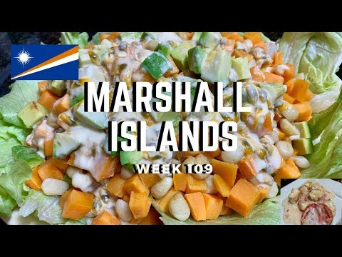 Second Spin, Country 109: Marshall Islands [International Food]