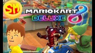 ¡Competencia en línea! (Parte 2) / Mario Kart 8 Deluxe